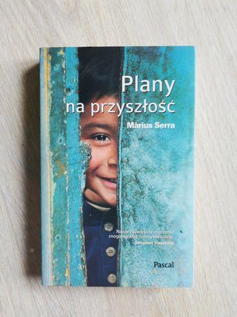 Książka plany na przyszłość o chorym chłopcu