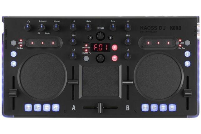 Korg Kaoss DJ (Serato DJ, Native Instruments Traktor PRO)