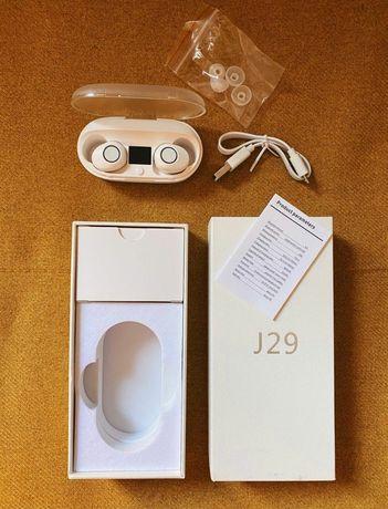 Bezprzewodowe słuchawki Bluetooth Kinym