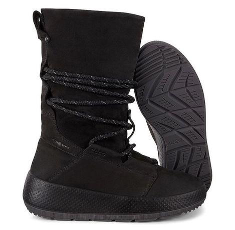 Сапоги ботинки угги Ecco Ukiuk 2.0 Hydromax Primaloft 36р. Ориг