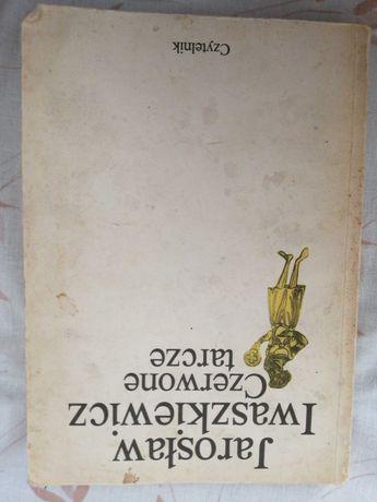 książka Czerwone tarcze
