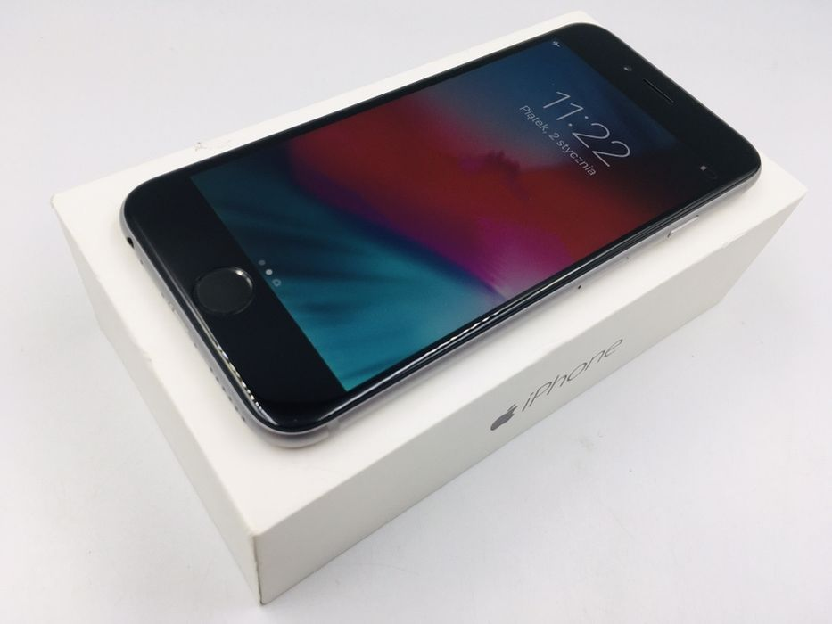 iPhone 6 16GB SPACE GRAY • PROMOCJA • GWAR 1 MSC • AppleCentrum Wrocław - image 1