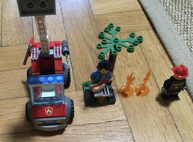 Lego straż pożarna