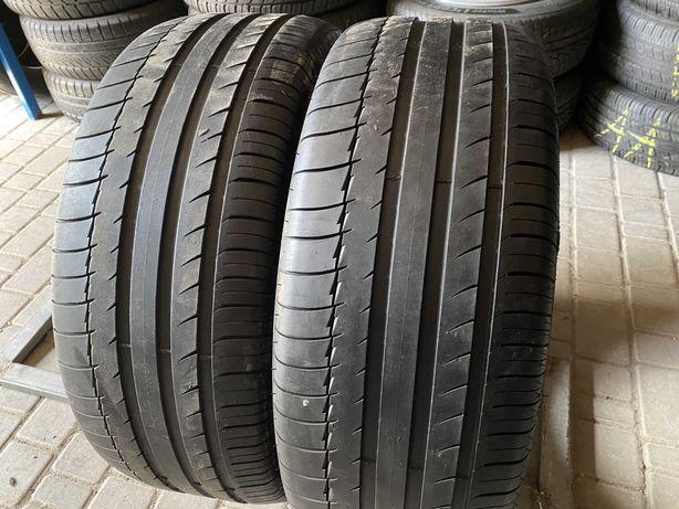 лето 255/45/R20 6.5мм Michelin Latitude Sport шины шини 2шт