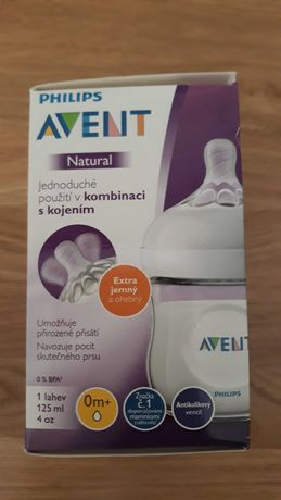 Butelka Avent 0m+