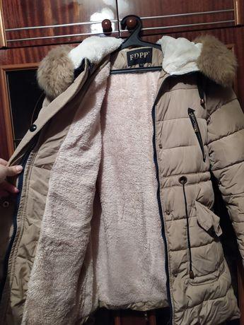 Пуховик куртка зимняя парка