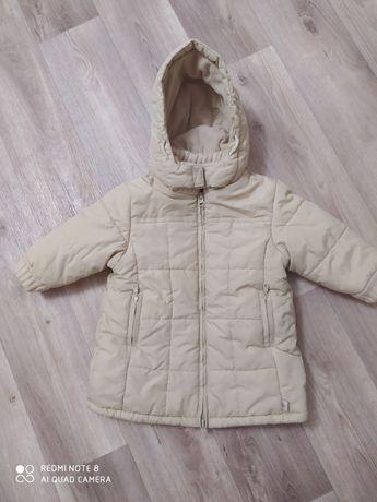 Куртка зима , очень теплая