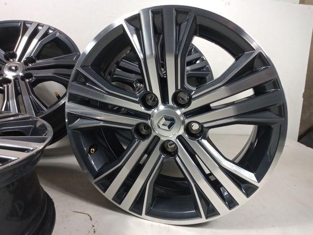Felgi aluminiowe 16 Renault Megane Fluence Grand Scenic Captur NOWE