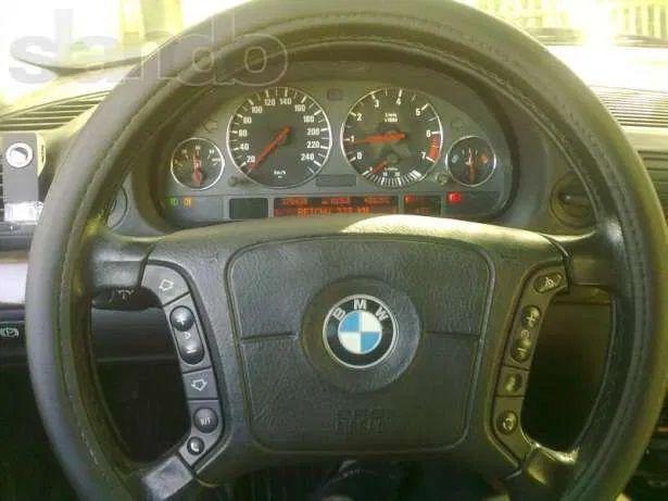 Шлейф приборной панели BMW E39 E38 E53 Range Rover, Шлейф MID