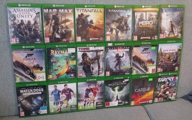 Gry Xbox One/Xbox360 Polecam !!! (Xbox One 700zł)(ps4 850)