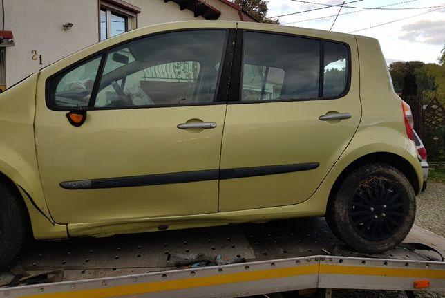 Drzwi Renault Modus