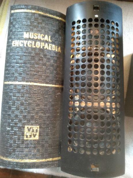 Colunas Musical Encyclopaedia (par) Vintage