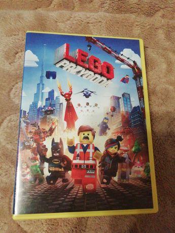 Lego przygoda film dvd