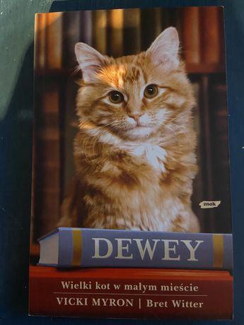 Dewey- wielki kot w małym mieście