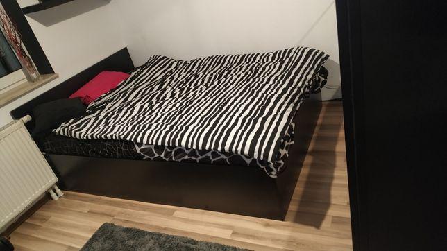 Łóżko 140x200 + MATERAC. Jak nowe! :)