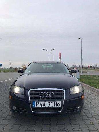 Audi a3 8p panorama,skóry,automat.