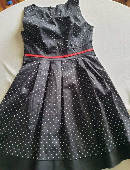 Sukienka w groszki Rybnik - image 1