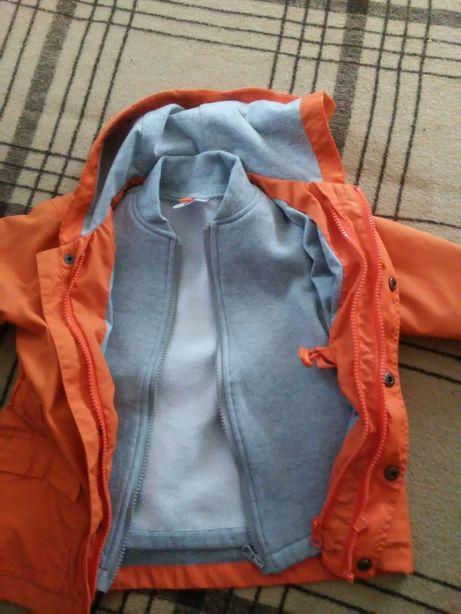 Kurtka+bluza Cool Club Smyk 104 stan idealny