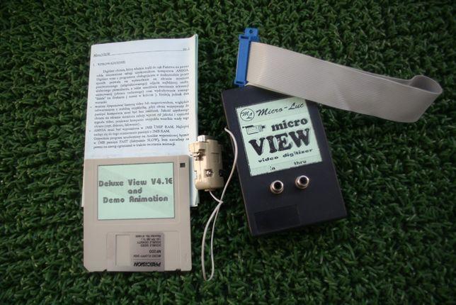 Amiga - Video Digitizer