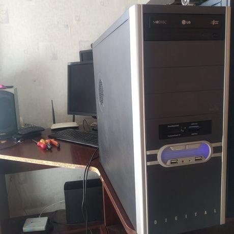 Игровой ПК, системный блок, AM3, DDR 3, GTX 580
