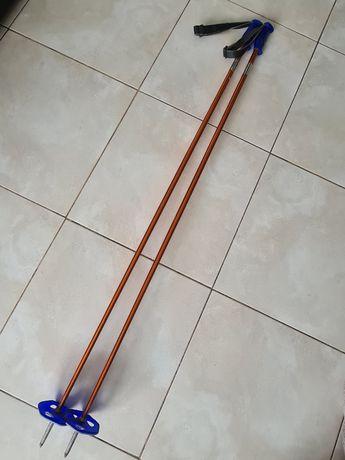 Używane kijki biegowe  135cm