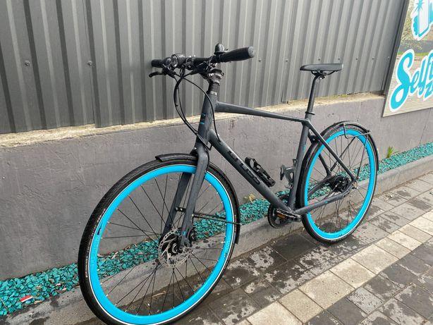Cross urban easy ride