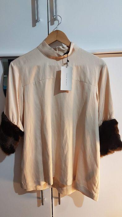 Blusa ZARA com etiqueta Fenais da Luz - imagem 1
