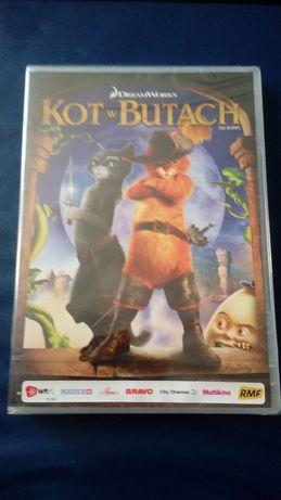 Kot w Butach DVD