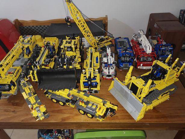 Lego technic same unikaty
