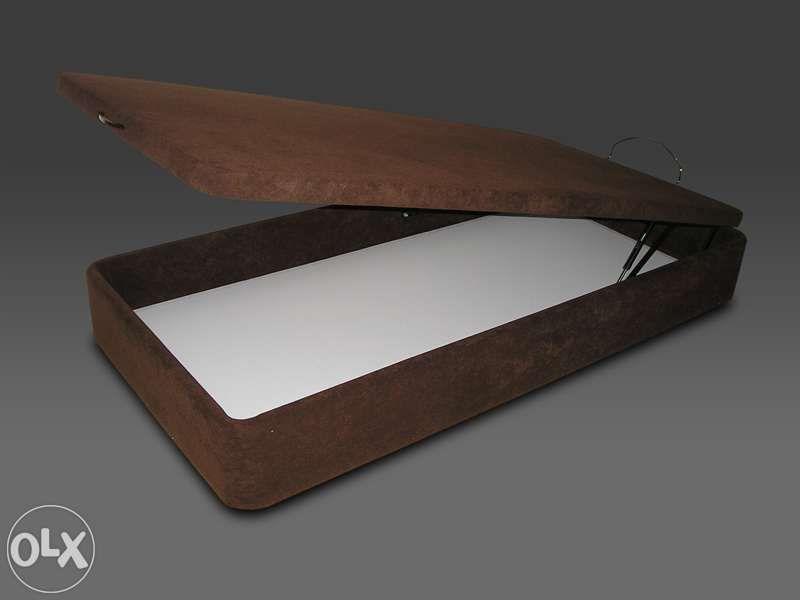 Sommier rebatível/abatível Conforbase (base/cama)
