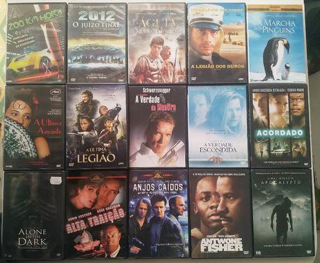 Pack de 101 Filmes em DVD