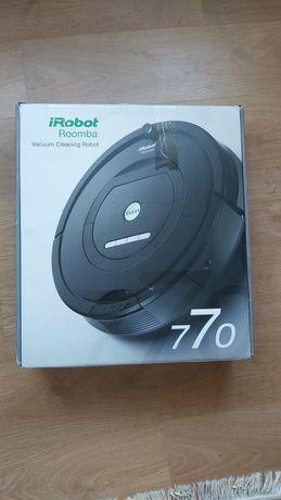 Продам б/у робот пылесос IROBOT Roomba