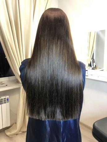 Наращивание волос Киев