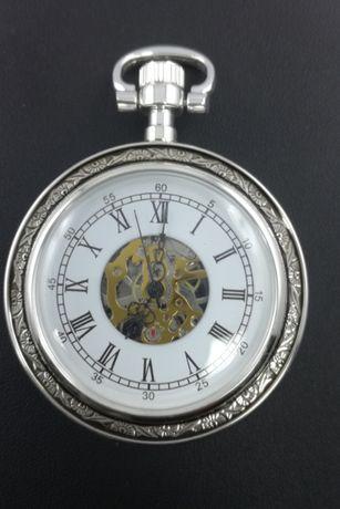 Zegarek kieszonkowy, nakręcany Jak nowy!