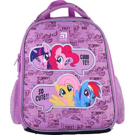 Рюкзак школьный каркасный Kite My Little Pony LP21-555S