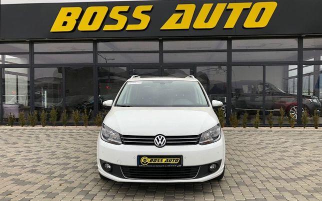 Volkswagen Touran 2.0TDI 2014