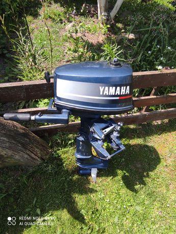 Лодочний мотор Ямаха 5с