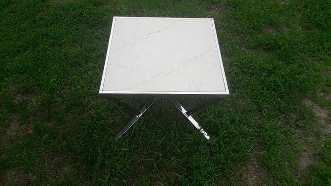 Столик,стол,опора,подстолье,из нержавеющей стали, нержавейки.