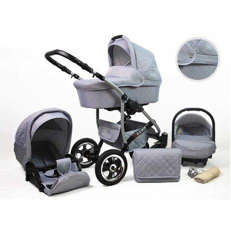 Carrinhos de bebé Trio NOVOS. Envio gratuito