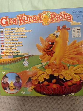 Gra kura i pióra