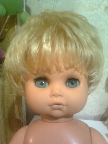47 см кукла СССР Германия советская пупс
