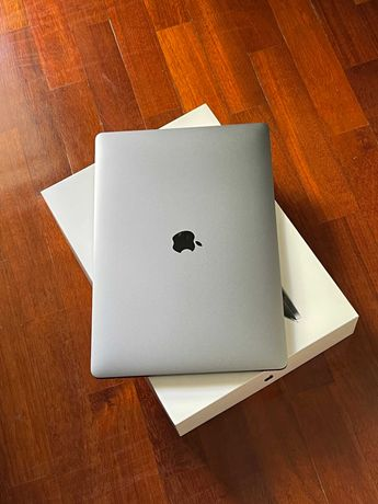 """Apple MacBook Pro 15"""" Touch Bar - A1707 _16GB_512GB SSD Space Gray"""