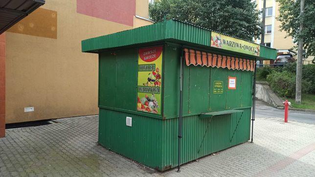 kiosk warzywniak garaż biznes