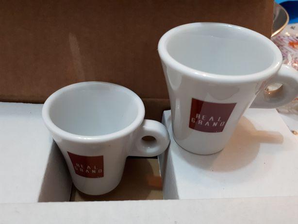 Conjunto de seis chavenas de café