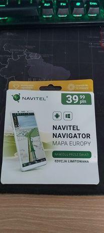 Navitel Navigator Cala Europa GPS 12msc android