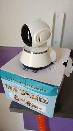 Camera vigilância IP wireless nova