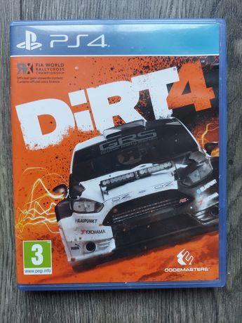 Dirt 4 PS4 gra PlayStation