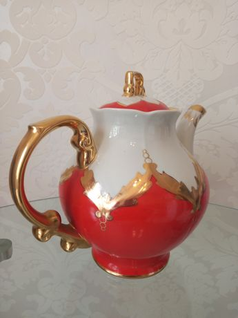 Часть чайного сервиза *БУТОН*, Барановка