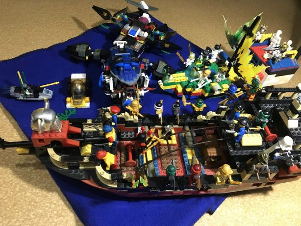Лего! Пираты!