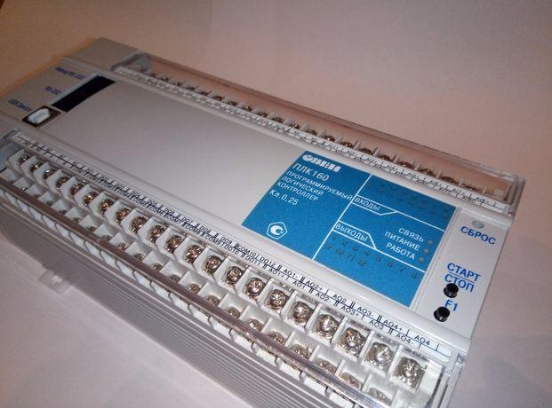 Программируемый логический контроллер ПЛК160.А-М